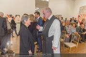Markus Prachensky Ausstellung - Albertina - Di 17.01.2017 - 25