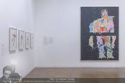 Markus Prachensky Ausstellung - Albertina - Di 17.01.2017 - 4