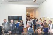 Markus Prachensky Ausstellung - Albertina - Di 17.01.2017 - 42