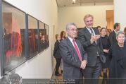 Markus Prachensky Ausstellung - Albertina - Di 17.01.2017 - Heinz FISCHER, Klaus Albrecht SCHRÖDER46