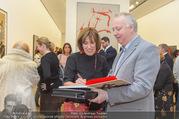 Markus Prachensky Ausstellung - Albertina - Di 17.01.2017 - 53