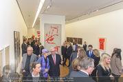 Markus Prachensky Ausstellung - Albertina - Di 17.01.2017 - 57