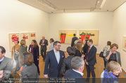 Markus Prachensky Ausstellung - Albertina - Di 17.01.2017 - 58
