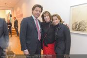 Markus Prachensky Ausstellung - Albertina - Di 17.01.2017 - Matthias und Ali WINKLER (GÜRTLER), Brigitte PRACHENSKY60