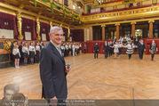 Spiegelsaal Eröffnung - Musikverein - Mi 18.01.2017 - Thomas SCH�FER-ELMAYER bei der Generalprobe4