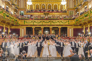 Philharmonikerball 2017 - Musikverein - Do 19.01.2017 - Baller�ffnung, Ballett, T�nzer109