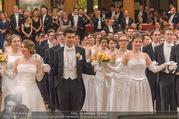 Philharmonikerball 2017 - Musikverein - Do 19.01.2017 - Baller�ffnung, Ballett, T�nzer117