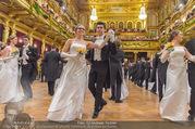 Philharmonikerball 2017 - Musikverein - Do 19.01.2017 - Baller�ffnung, Ballett, T�nzer127