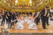 Philharmonikerball 2017 - Musikverein - Do 19.01.2017 - Baller�ffnung, Ballett, T�nzer137
