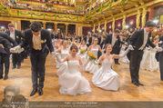 Philharmonikerball 2017 - Musikverein - Do 19.01.2017 - Baller�ffnung, Ballett, T�nzer140