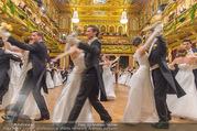 Philharmonikerball 2017 - Musikverein - Do 19.01.2017 - Baller�ffnung, Ballett, T�nzer146