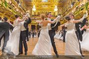 Philharmonikerball 2017 - Musikverein - Do 19.01.2017 - Baller�ffnung, Ballett, T�nzer147