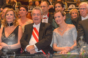 Philharmonikerball 2017 - Musikverein - Do 19.01.2017 - Maria GRO�BAUER GROSSBAUER, Heinz FISCHER152