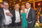 Philharmonikerball 2017 - Musikverein - Do 19.01.2017 - Placido DOMINGO, Anna NETREBKO, Juan Diego FLOREZ Michael SCHADE174