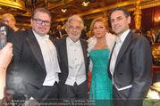 Philharmonikerball 2017 - Musikverein - Do 19.01.2017 - Placido DOMINGO, Anna NETREBKO, Juan Diego FLOREZ Michael SCHADE175