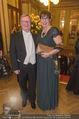 Philharmonikerball 2017 - Musikverein - Do 19.01.2017 - Karl WESSELY mit Ehefrau19