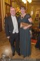 Philharmonikerball 2017 - Musikverein - Do 19.01.2017 - Karl WESSELY mit Ehefrau20