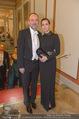 Philharmonikerball 2017 - Musikverein - Do 19.01.2017 - Thomas DROZDA mit Ehefrau Isabella47