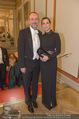 Philharmonikerball 2017 - Musikverein - Do 19.01.2017 - Thomas DROZDA mit Ehefrau Isabella48