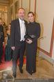 Philharmonikerball 2017 - Musikverein - Do 19.01.2017 - Thomas DROZDA mit Ehefrau Isabella49