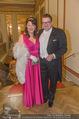 Philharmonikerball 2017 - Musikverein - Do 19.01.2017 - Michael SCHADE mit Ehefrau Dee MCKEE74