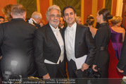 Philharmonikerball 2017 - Musikverein - Do 19.01.2017 - Juan Diego FLOREZ, Placido DOMINGO84