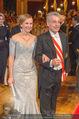 Philharmonikerball 2017 - Musikverein - Do 19.01.2017 - Maria GRO�BAUER GROSSBAUER, Heinz FISCHER92