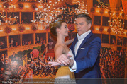 Opernball PK - Staatsoper - Mo 23.01.2017 - Alfons HAIDER, Deb�dantin Hannah11