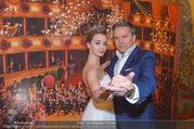 Opernball PK - Staatsoper - Mo 23.01.2017 - Alfons HAIDER, Deb�dantin Hannah13