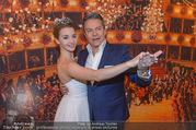 Opernball PK - Staatsoper - Mo 23.01.2017 - Alfons HAIDER, Deb�dantin Hannah15