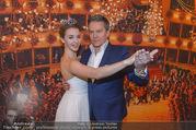Opernball PK - Staatsoper - Mo 23.01.2017 - Alfons HAIDER, Deb�dantin Hannah17