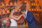 Opernball PK - Staatsoper - Mo 23.01.2017 - Alfons HAIDER, Deb�dantin Hannah18
