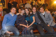 Opernball PK - Staatsoper - Mo 23.01.2017 - Staatsopern Ballett T�nzer26