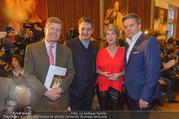 Opernball PK - Staatsoper - Mo 23.01.2017 - Barbara RETT, C. WAGNER-TRENKWITZ, Kari HOHENLOHE, Alfons HAIDER27
