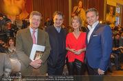 Opernball PK - Staatsoper - Mo 23.01.2017 - Barbara RETT, C. WAGNER-TRENKWITZ, Kari HOHENLOHE, Alfons HAIDER28