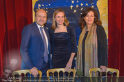 Opernball PK - Staatsoper - Mo 23.01.2017 - Maria GRO�BAUER GROSSBAUER, Dominique MEYER, Eva DINTSIS33