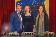 Opernball PK - Staatsoper - Mo 23.01.2017 - Maria GRO�BAUER GROSSBAUER, Dominique MEYER, Eva DINTSIS35