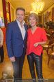 Opernball PK - Staatsoper - Mo 23.01.2017 - Alfons HAIDER, Barbara RETT4