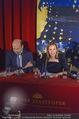 Opernball PK - Staatsoper - Mo 23.01.2017 - Maria GRO�BAUER GROSSBAUER, Dominique MEYER40