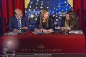 Opernball PK - Staatsoper - Mo 23.01.2017 - Maria GRO�BAUER GROSSBAUER, Dominique MEYER, Eva DINTSIS44