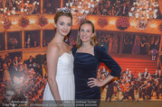 Opernball PK - Staatsoper - Mo 23.01.2017 - Maria GRO�BAUER GROSSBAUER mit Deb�dantin Hannah53