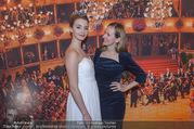 Opernball PK - Staatsoper - Mo 23.01.2017 - Maria GRO�BAUER GROSSBAUER mit Deb�dantin Hannah55