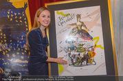 Opernball PK - Staatsoper - Mo 23.01.2017 - Maria GRO�BAUER GROSSBAUER beim Ballplakat59