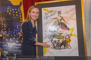 Opernball PK - Staatsoper - Mo 23.01.2017 - Maria GRO�BAUER GROSSBAUER beim Ballplakat60