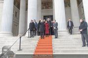 Angelobung Bundespräsident - Parlament und Volksgarten - Do 26.01.2017 - Alexander VAN DER BELLEN, Doris SCHMIDAUER102