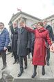 Angelobung Bundespräsident - Parlament und Volksgarten - Do 26.01.2017 - Alexander VAN DER BELLEN, Doris SCHMIDAUER112