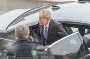 Angelobung Bundespräsident - Parlament und Volksgarten - Do 26.01.2017 - Ankunft Alexander VAN DER BELLEN12
