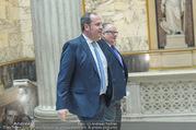 Angelobung Bundespräsident - Parlament und Volksgarten - Do 26.01.2017 - Josef PR�LL, Christian KONRAD4