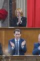 Angelobung Bundespräsident - Parlament und Volksgarten - Do 26.01.2017 - Sebastian KURZ, Doris BURES45