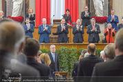 Angelobung Bundespräsident - Parlament und Volksgarten - Do 26.01.2017 - Alexander VAN DER BELLEN49